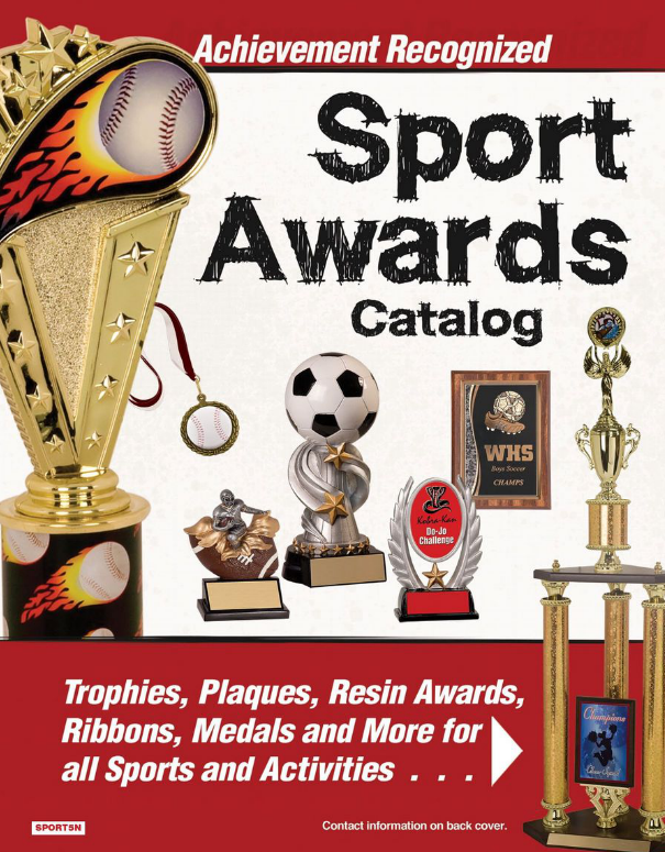 Sports Awards Catalog